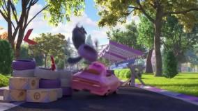 انیمیشن شاد کودکانه خرگوش های خورشیدی - قسمت 53 - Sunny Bunnies