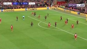 خلاصه بازی لیورپول 2-3 اتلتیکومادرید (درخشش یورنته)