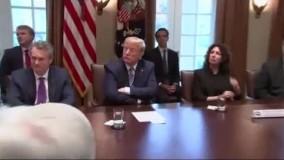 پاسخ ترامپ به سی ان ان درباره کرونا که جنجالی شد!