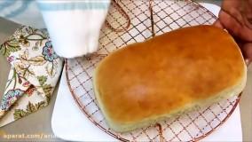 لذت آشپزی - طرز تهیه نان قندی