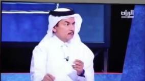 فرار وزیر بهداشت قطر از برنامه زنده تلویزیونی به دلیل عطسه مجری!/مهر