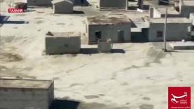 بازسازی مناطق سیل زده بلوچستان