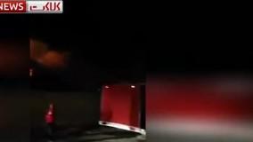 آتش سوزی دومین بیمارستان تاریخی ایران