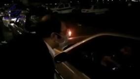 روش صحیح کنترل ورودی شهر در ورودی بوشهر