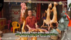 سگهای چین: طعمه زیاده خواهی شکم های گرسنه سرمایه داری!