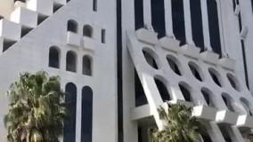 نگهداری بیماران کرونایی در هتل ۵ ستاره گلوریا شهر باتومی در گرجستان