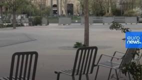 شهر پاریس، پیش و پس از شیوع ویروس کرونا