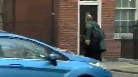 فرار مشاور نخست وزیر انگلیس پس از ابتلای جانسون به کرونا