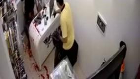 قتل موبایل فروش در اسلامشهر