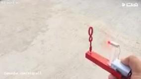 یک ماشین اسباب بازی در خانه بسازیم