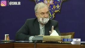 وزیر بهداشت: اعجاز الهی کرونا را در ایران کنترل کرد