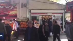 فیلمی باور نکردنی از میدان ترهبار زرگنده تهران