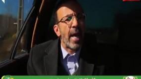 تست نماینده مجلس توسط نقی معمولی در سریال پایتخت