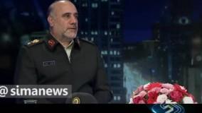 سردار رحیمی: زندانیها را آزاد کردیم، دزدیها بیشتر شد!
