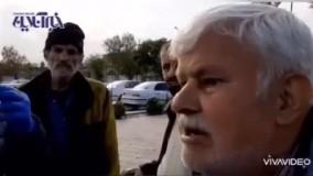 واکنش معاون وزیر کشور به گلایههای پیرمرد دستفروش