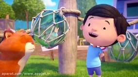 انیمیشن سلام نینجا - قسمت 2