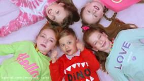 ماجراهای دیانا و روما : موزیک شاد کودکانه