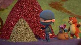 انیمیشن سلام نینجا قسمت 8