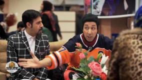 سریال پایتخت 6 - وقتی بهتاش برای بازی در ترکیه دعوت میشود