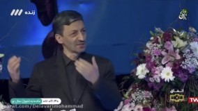 دلجویی پرویز فتاح از محمد دلاوری در مقابل رضا رشیدپور
