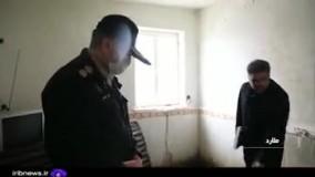 کشف سرقت عجیب نفت از شاه لوله پالایشگاه در زیر زمین یک منزل
