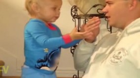 سرکار گذاشتن بچه