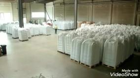 خط بازیافت ضایعات پلاستیک و تولید گرانول پلی اتیلن