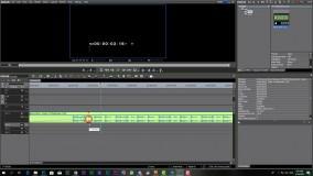 آموزش میکس و مونتاژ فیلم با برنامه ادیوس ، قسمت دوم