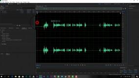 آموزش ادیت صدا و ویرایش و افکت گذاری روی صوت با ادوب آدوشن