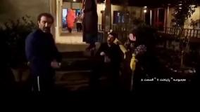 قسمت سانسور شده در سریال پایتخت ۶