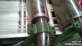 دستگاه تولید گرانول پلی اتیلن از ضایعات پلاستیک
