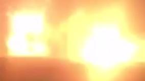 انفجار مهیب در یک تاسیسات شیمیایی در شرق چین