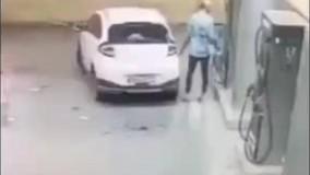 بنزین دزدی این بار در یزد؟!