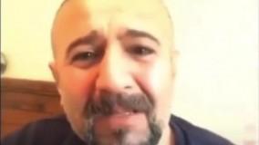 فریاد و گریه پدر آرات و انتقاد تند پدر آرات از علی کریمی