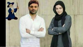 نظر خانم ریحانه پارسا در رابطه با موی مهدی کوشکی