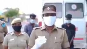 درس عبرت کرونایی پلیس هند!
