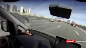وقتی فکر میکنی راننده حرفه ای هستی اما کاملا در اشتباهی!