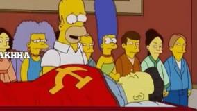 پیش بینی مرگ کیم جونگ اون در انیمیشن سیمپسون ها!