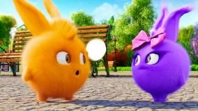 انیمیشن شاد کودکانه خرگوش های خورشیدی - قسمت 91- Sunny Bunnies