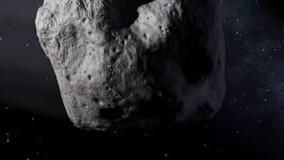 تصاویر ضبط شده ناسا از عبور سیارک غولپیکر