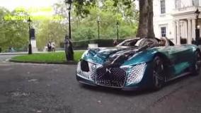 وای چه ماشین خفنیه!!!