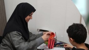 زهرا وحیدی روانشناس کودک و نوجوان در تهرانپارس