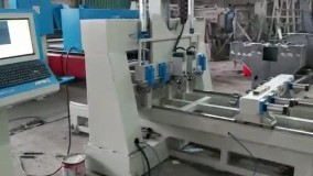 دستگاه CNC خراطی شرکت برنا ابزار