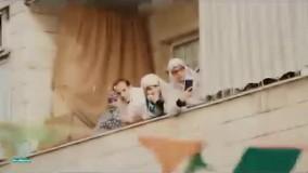 جشن نیمه شعبان با اجرای خیابانی در روزهای کرونایی!