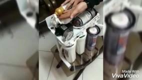 بهترین دستگاه تصفیه آب خانگی | شرکت لوتوس سازان آذر