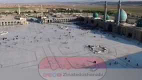 مولودی خوانی حاج محمود کریمی نیمه شعبان