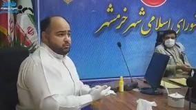 ادعای کروناییِ سخنگوی شورای شهر خرمشهر