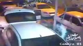 این هم امنیت خودروهای داخلی!