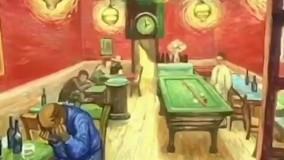 نگاهی ۳۶۰ درجه به آثار ونگوگ