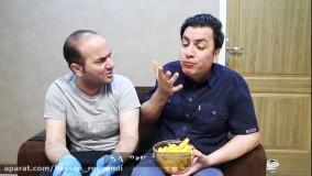 حسن ریوندی - خنده دار ترین کلیپ های دیده نشده